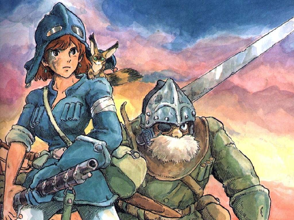 nausicaa | XSp. » Manga Series: Nausicaa of the Valley of the Wind