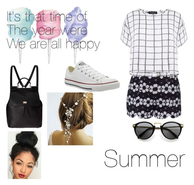 """Be happy ..... It's Summer"" by demi-beaulieu ❤ liked on Polyvore"
