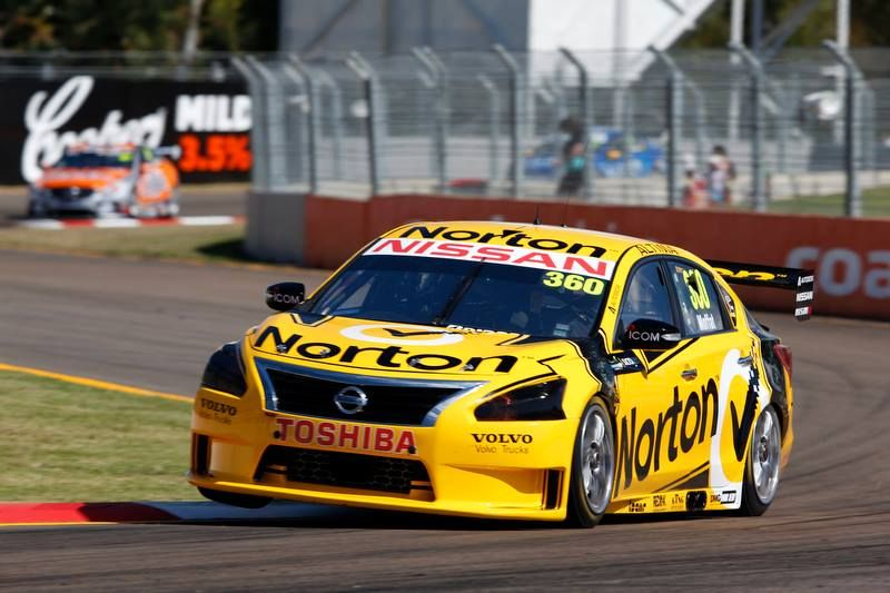 Sucrogen Townsville 400 Queensland Norton Hornet Norton Racing Nissan Motorsport 360 J Moffat Racing Super Cars Australian V8 Supercars