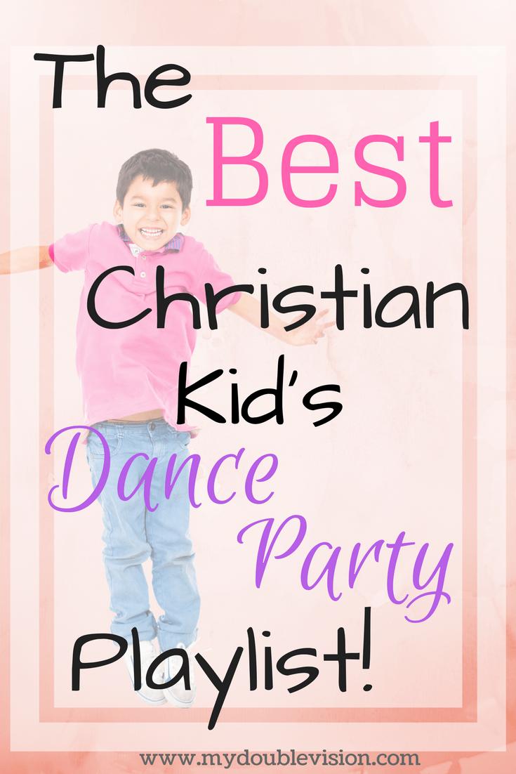 The Best Christian Kid's Dance Party Playlist! Kids
