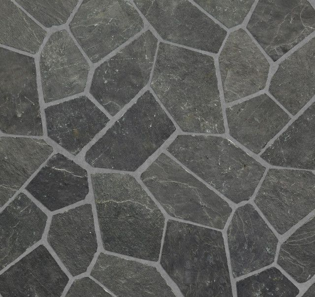 Crazy paving in 2019 | Crazy paving, Paving pattern ...
