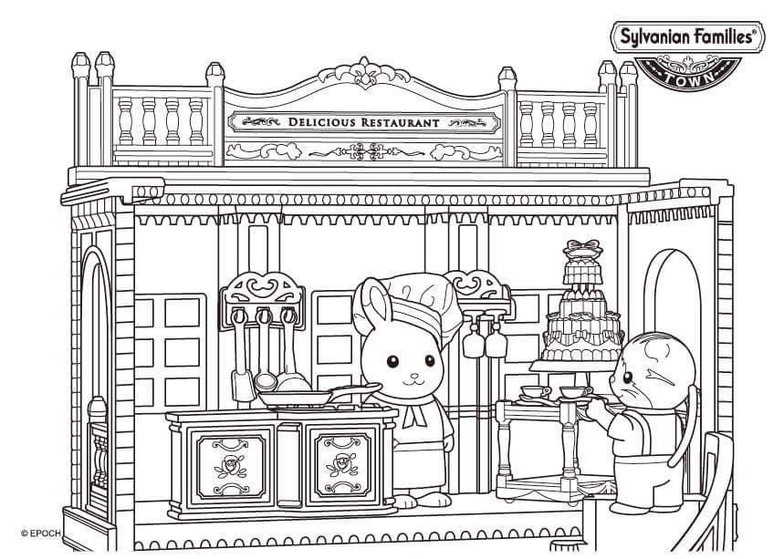 Pin By Judy Artibee On Coloriage Family Coloring Pages Bunny Coloring Pages Coloring Books
