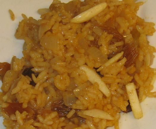MoroccanRice...........wonder if quinoa could be used?