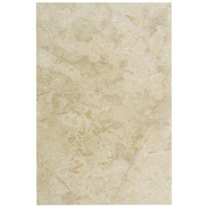 Travertine Floor Tiles Cream 300 X 450mm 4 Pack Travertine