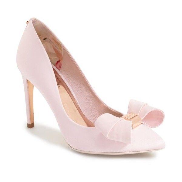 ted baker pink stilettos
