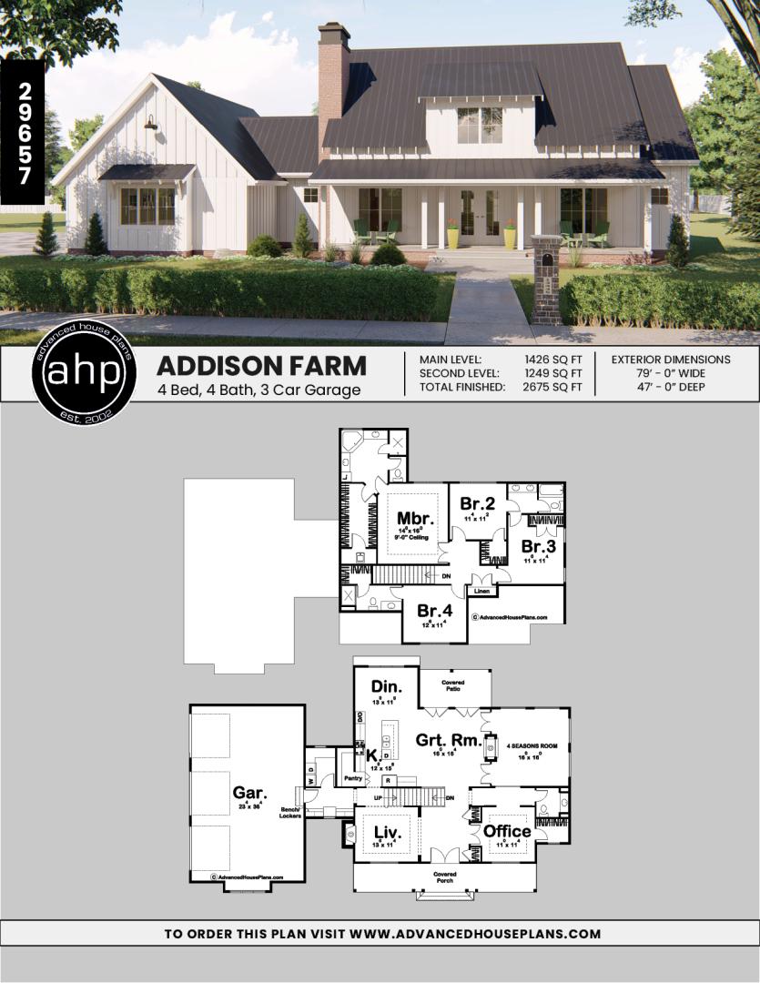 14++ Farm house style plans image ideas
