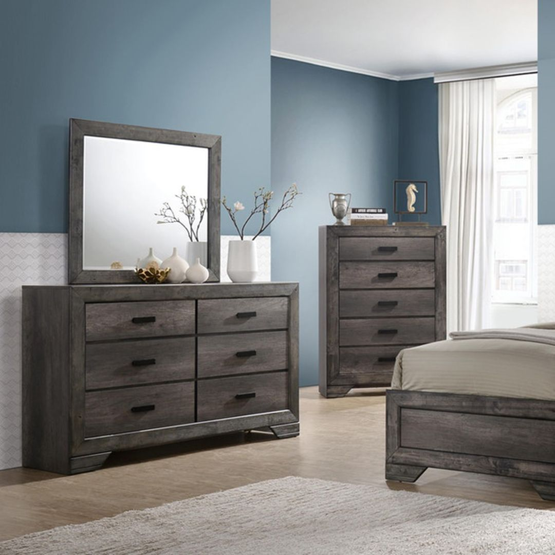 ELEMENTS INTERNATIONAL GROUP Youth Bedroom Nathan Twin