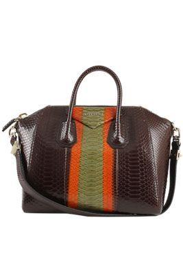 Givenchy Handbag | Bag! | Givenchy tote bag, Orange tote