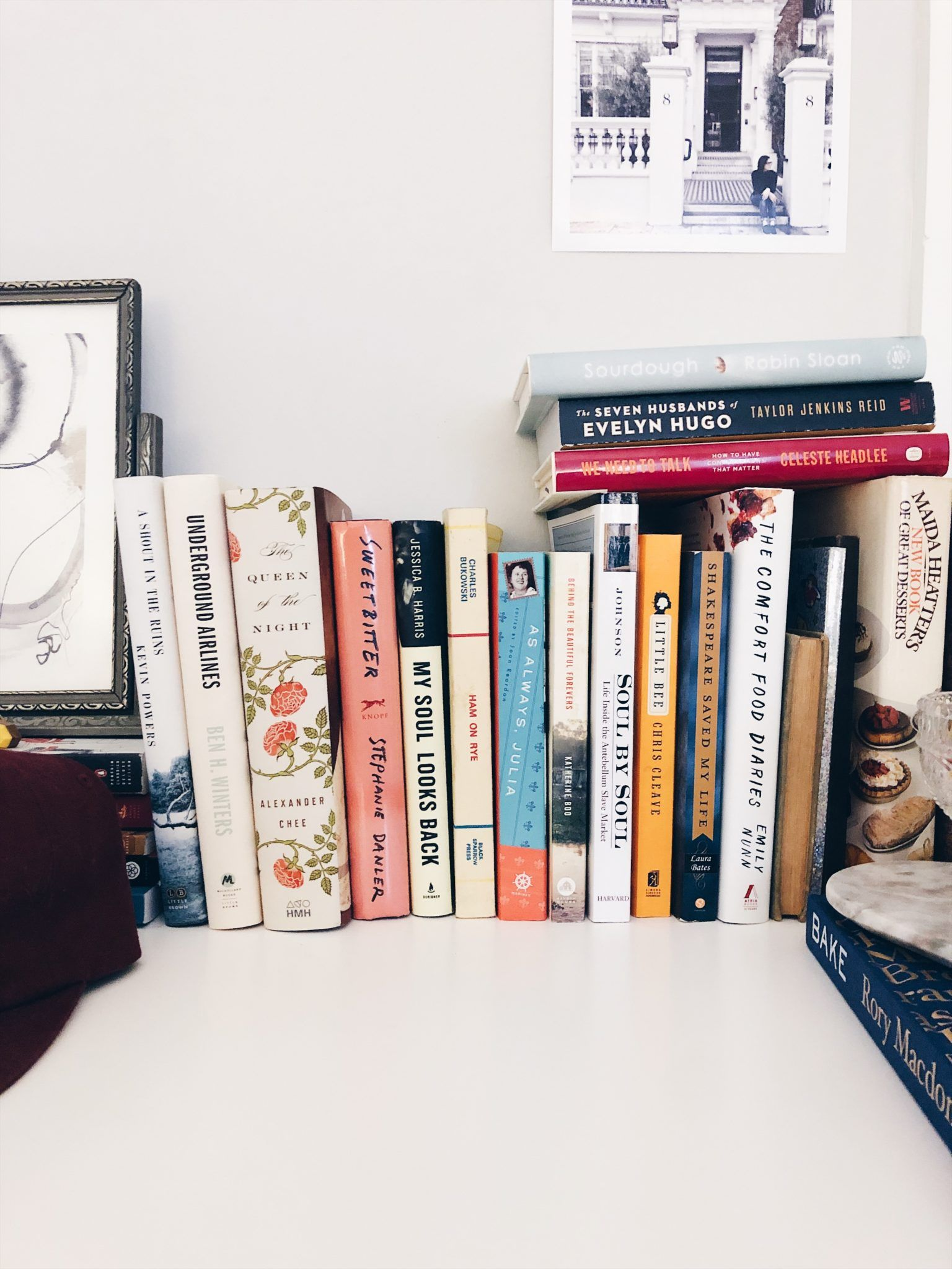 Our Spring Reading List