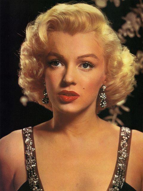 Marilyn Monroe Cheveux marilyn monroe, Marilyn monroe et