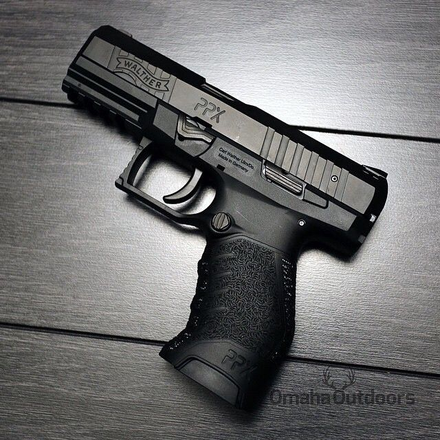 Walther Ppx 9mm The First Time That I Fired Mine I