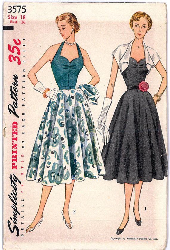 Pin On Vintage Patterns Sewing