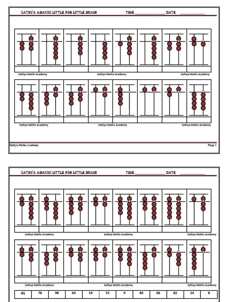 Pin By Lalitha Venkataramanan On Abacus Pinterest Math Abacus