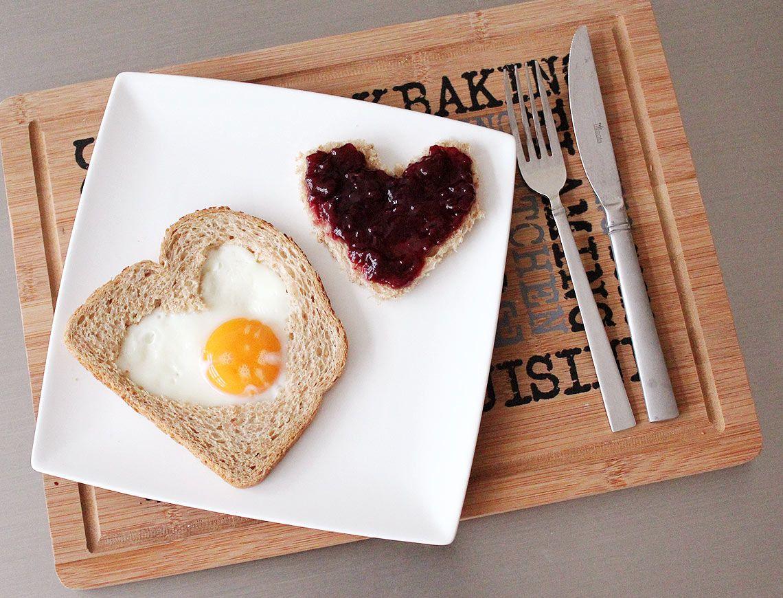 Valentijn ontbijt tip in 2020 (met afbeeldingen) | Voedsel