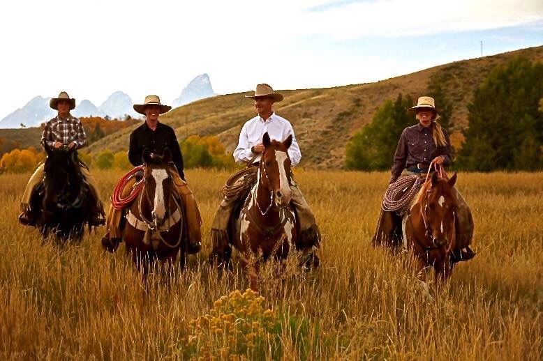 Employment on gros ventre river ranch in jackson hole