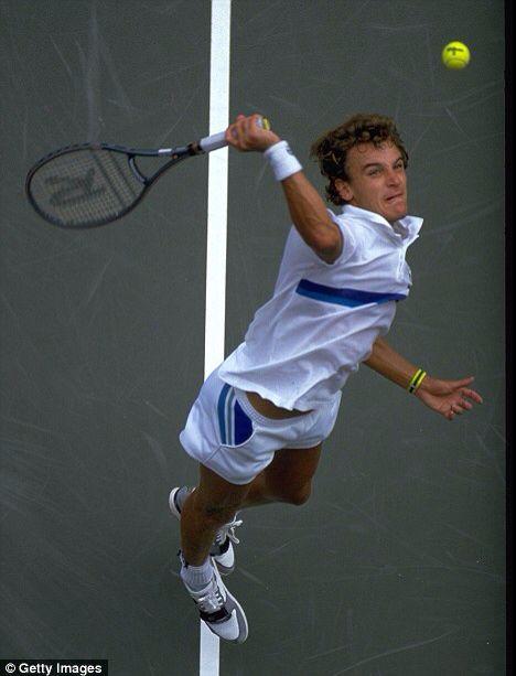 Mats Wilander ganador de tres Roland Garros, 1982, 1985 y