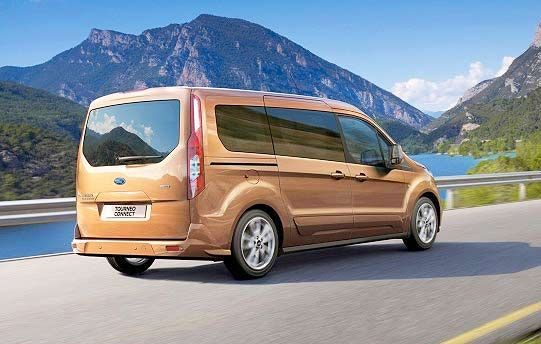 2019 Ford Tourneo Connect Engine Specs And Release Date Ford