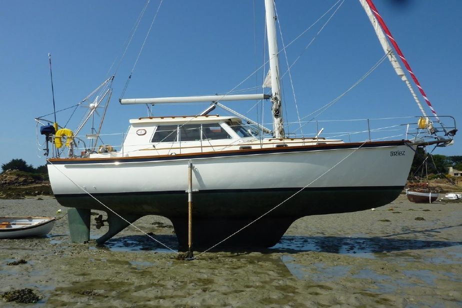 1998 Cabo Rico Northeast 400 Sail Boat For Sale - www