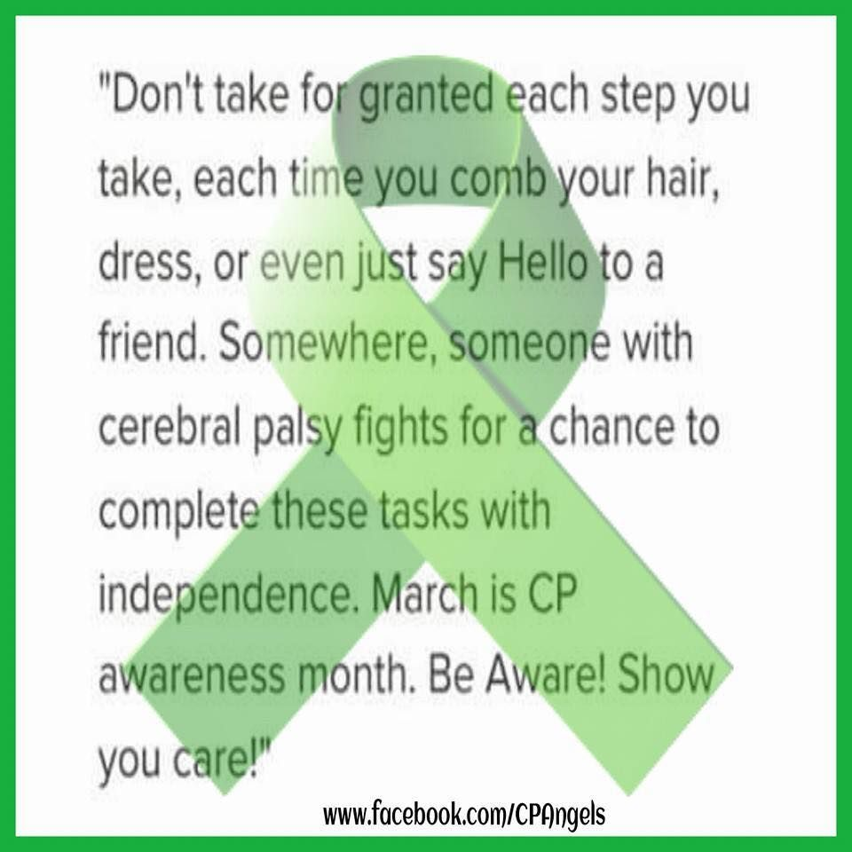 Cerebral Palsy Quotes