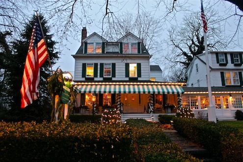C O The Maidstone Hotel In East Hampton Is A Very Good Reason For