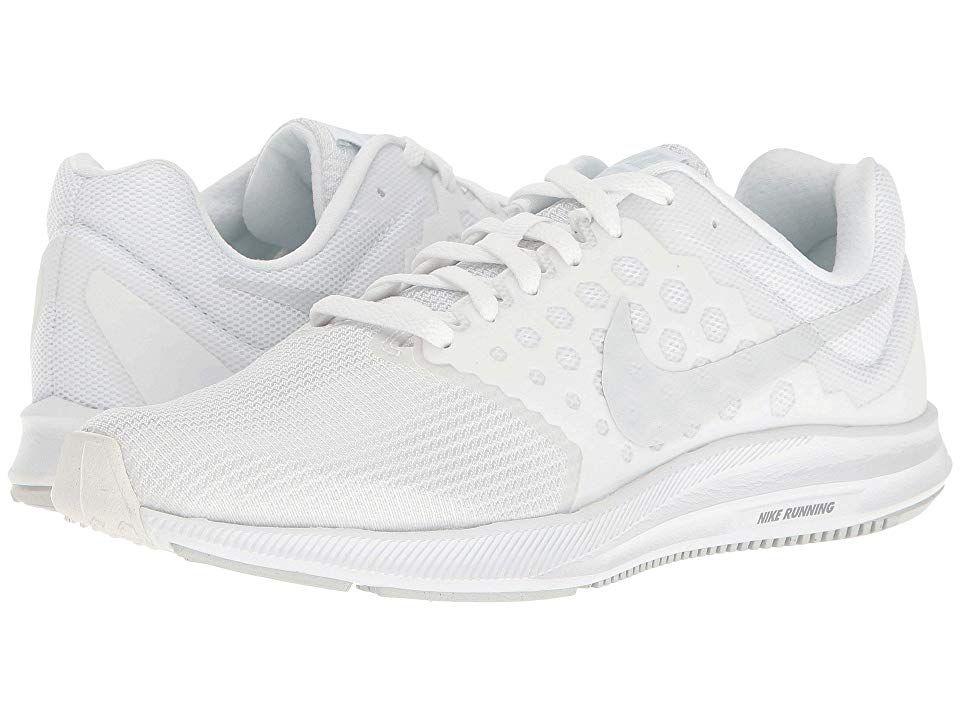 Nike Downshifter 7 (White/Pure Platinum