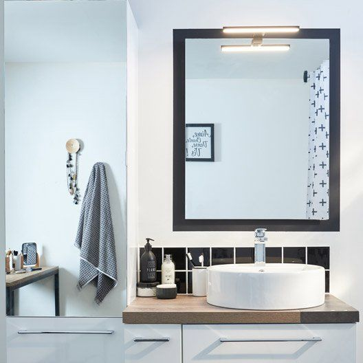 VSQ A POSER SALSA BLANC D44CM salle de bain/ toilette Pinterest