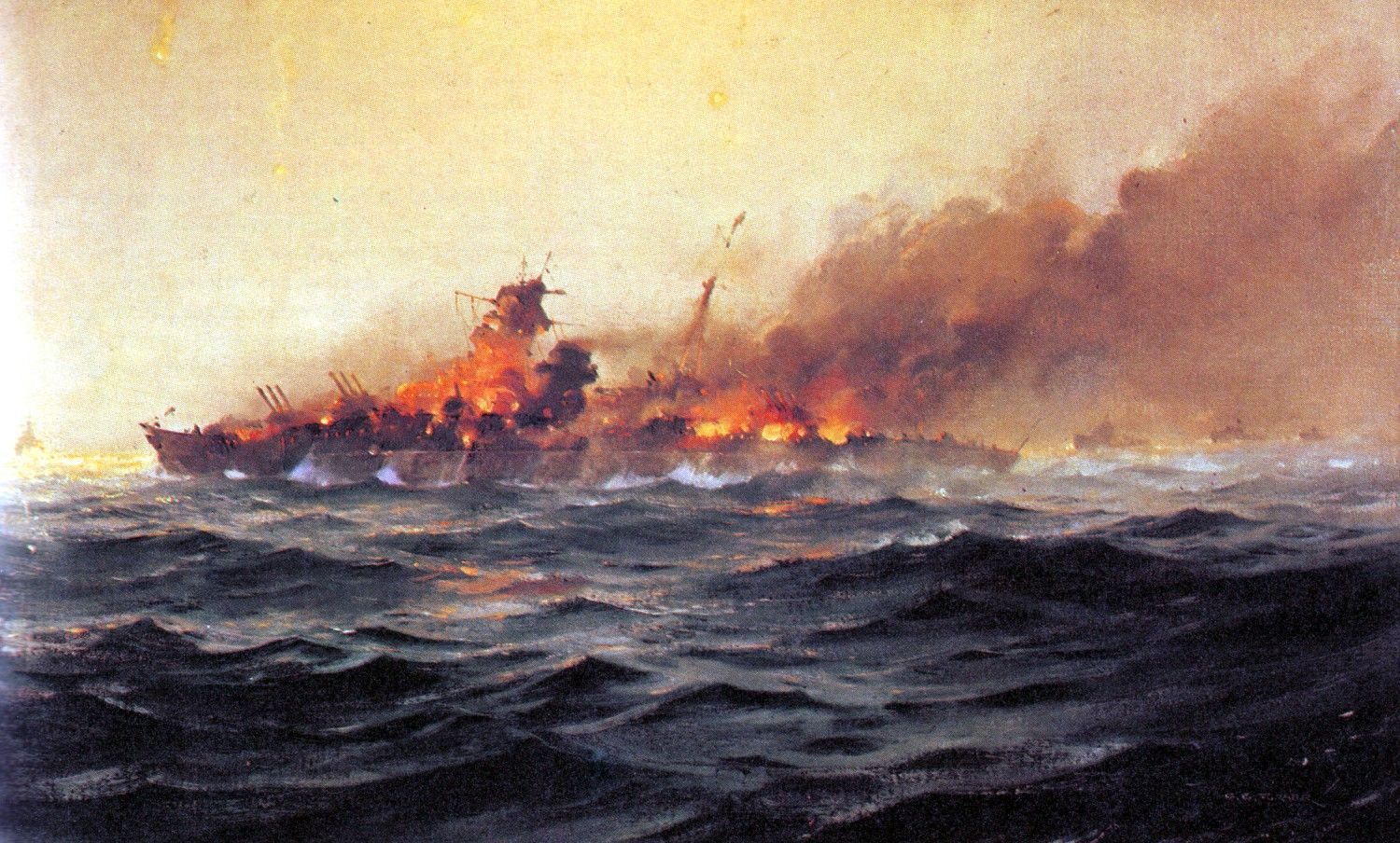 is germany sinking The sinking of the lusitania was thought to have made a major impact on america and world war one,  is to carry the war throughout the length and breadth of germany.