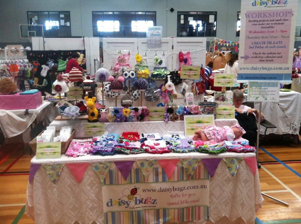 Daisy Bugz Market Stall | Displays | Market stall display