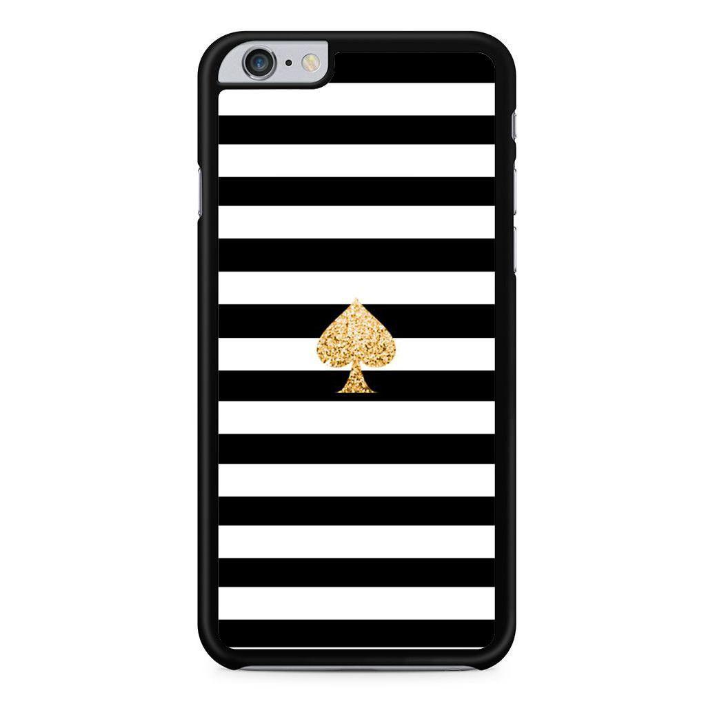 Kate spade stripe iphone 6 plus iphone 6s plus case