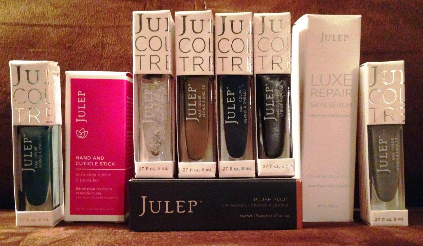 Mailbox Addiction: Julep September Box Subscription Review