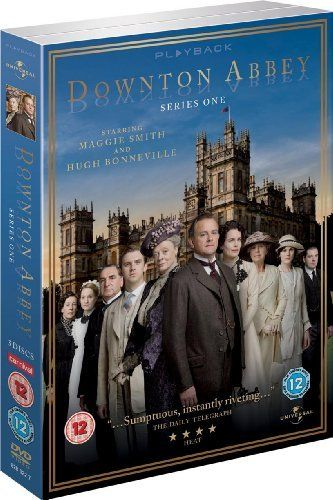 Downton Abbey - Series 1 [3 DVDs] DVD ~ Maggie Smith, http://www.amazon.de/dp/B003WE9C5U/ref=cm_sw_r_pi_dp_hr5Vqb0QK6MAY