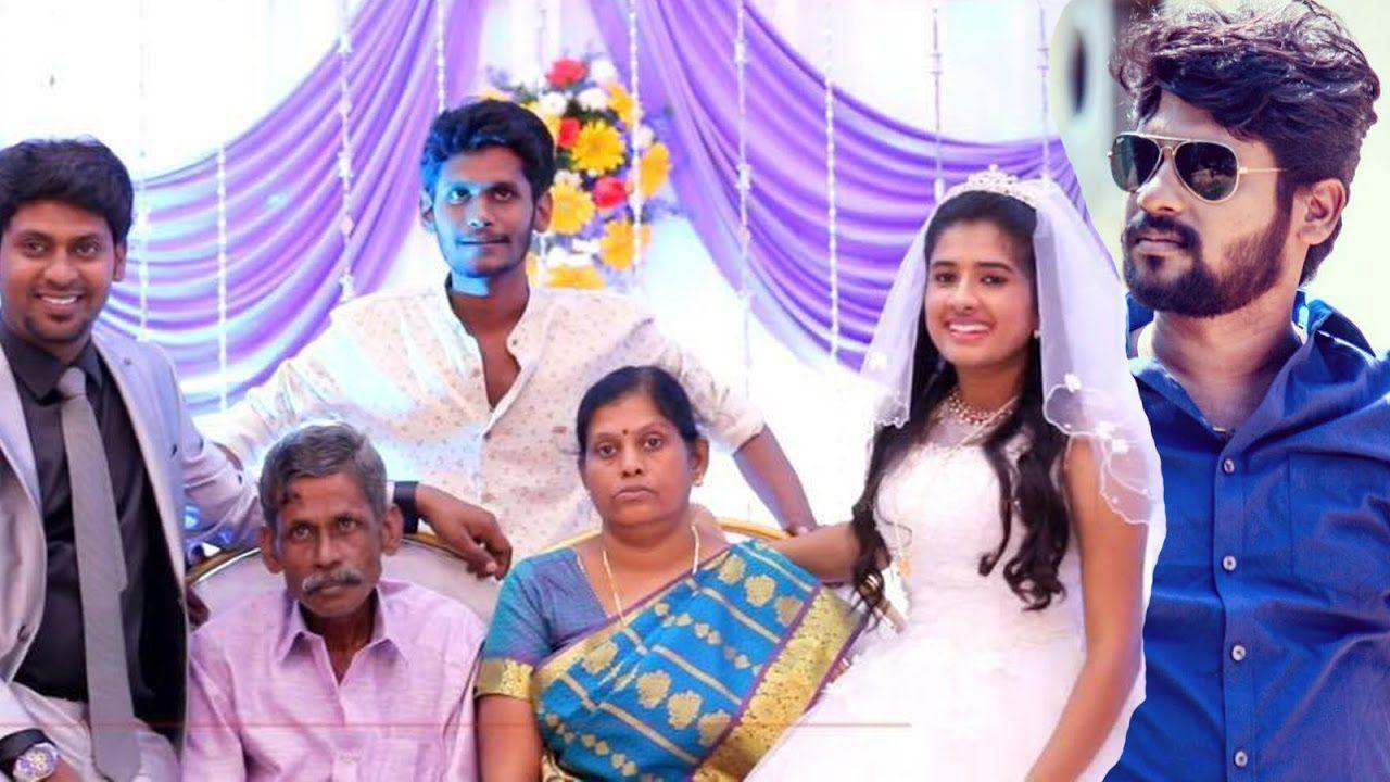 Saravanan Meenatchi Rio Raj Family Photos / Actor, VJ Rio Family