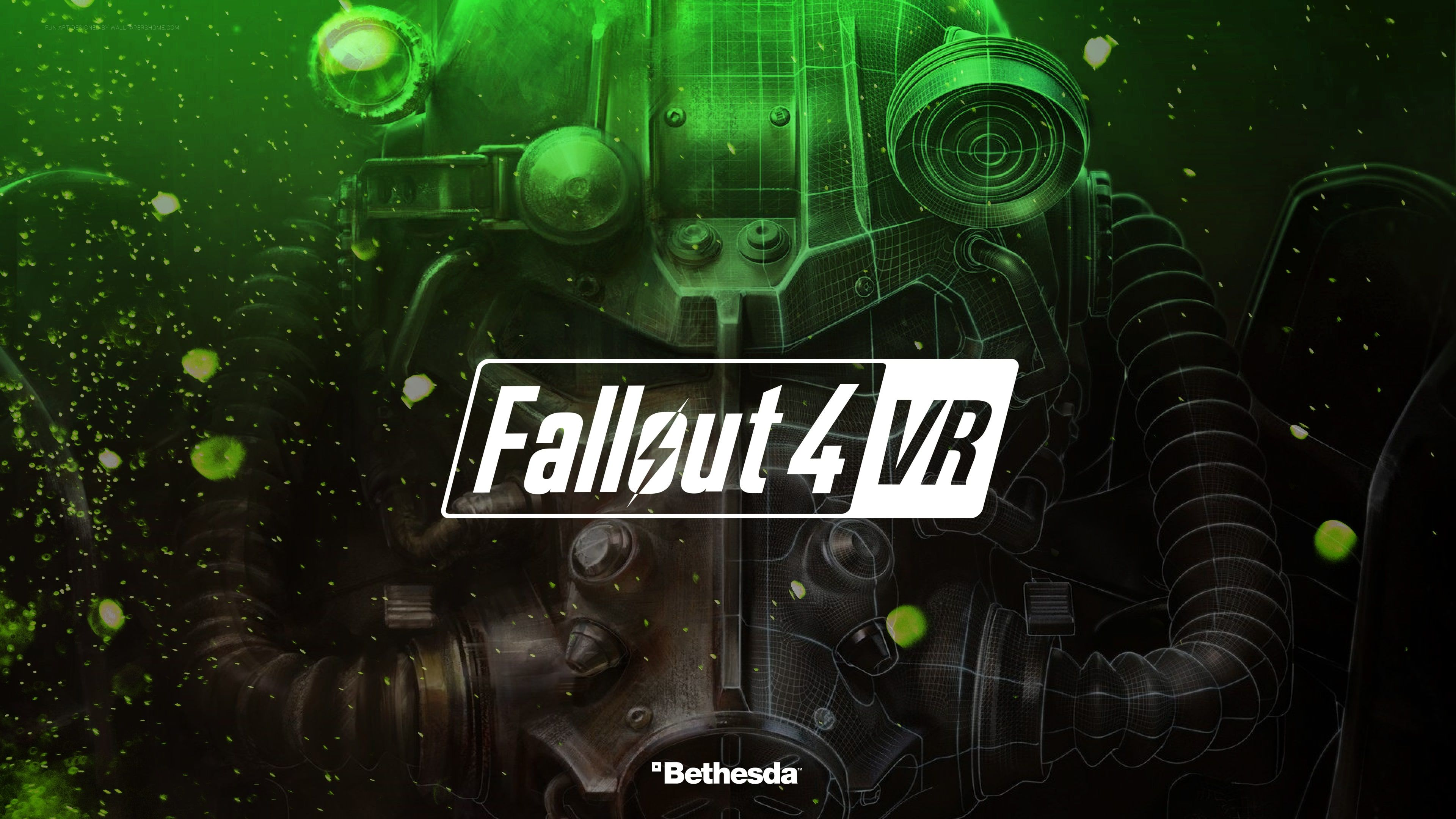 Fallout Vr Game Is An HD Desktop Wallpaper Posted In Our Free Image Collection Of Gaming Wallpapers You Can Download High