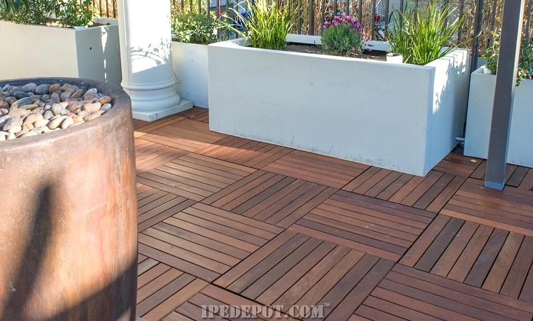Pin by Nicolas Lusardo on Deck Deck tile, Ipe decking