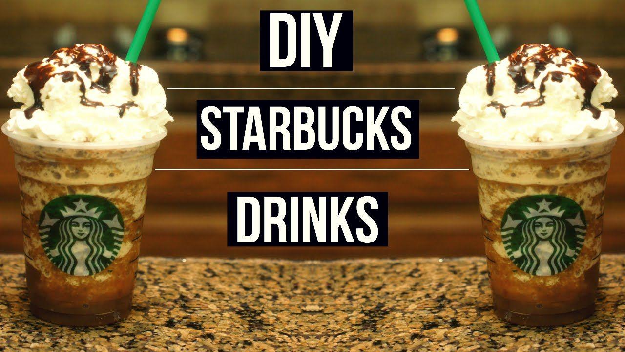 Diy starbucks drinks smores cookie crumble java chip