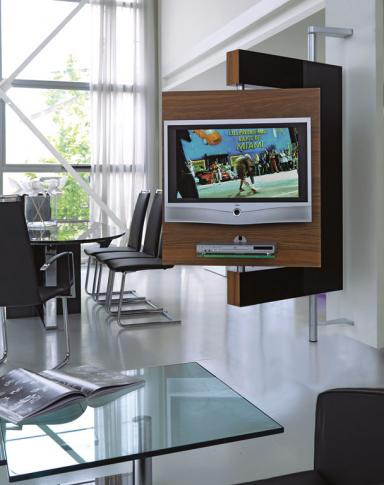 Tv möbel raumteiler  Die Vielfalt der TV-Möbel: Rundum schön: