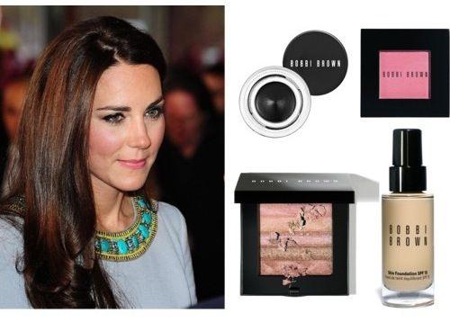 Kate Middleton's makeup faves