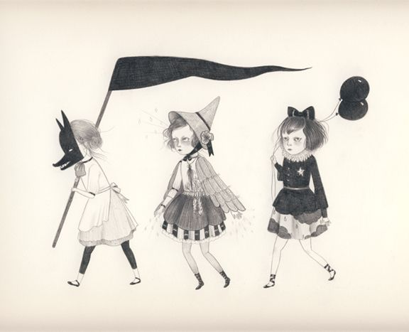 Little Sisters of Lost Worlds by Amy Earles