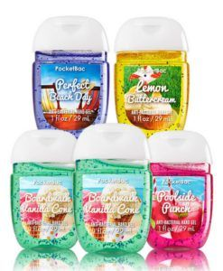 Pocketbac Cover Gel Hydroalcoolique Hygiene De Vie