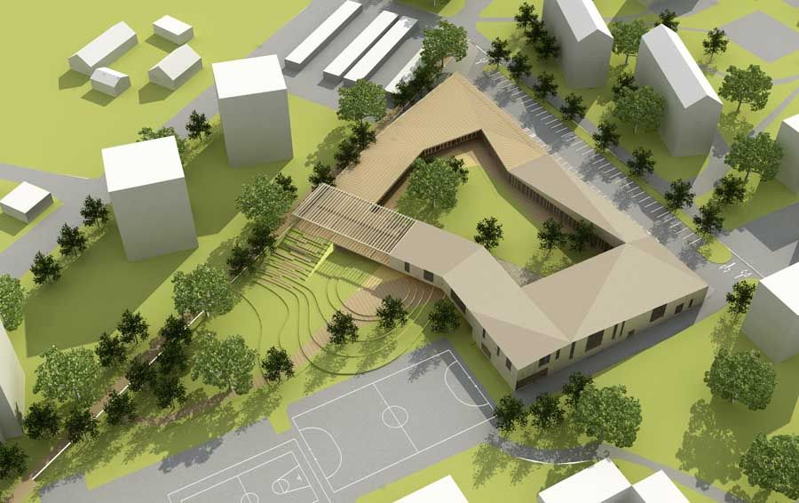 Kindergarten Architecture - Nurseries, Buildings - e-architect