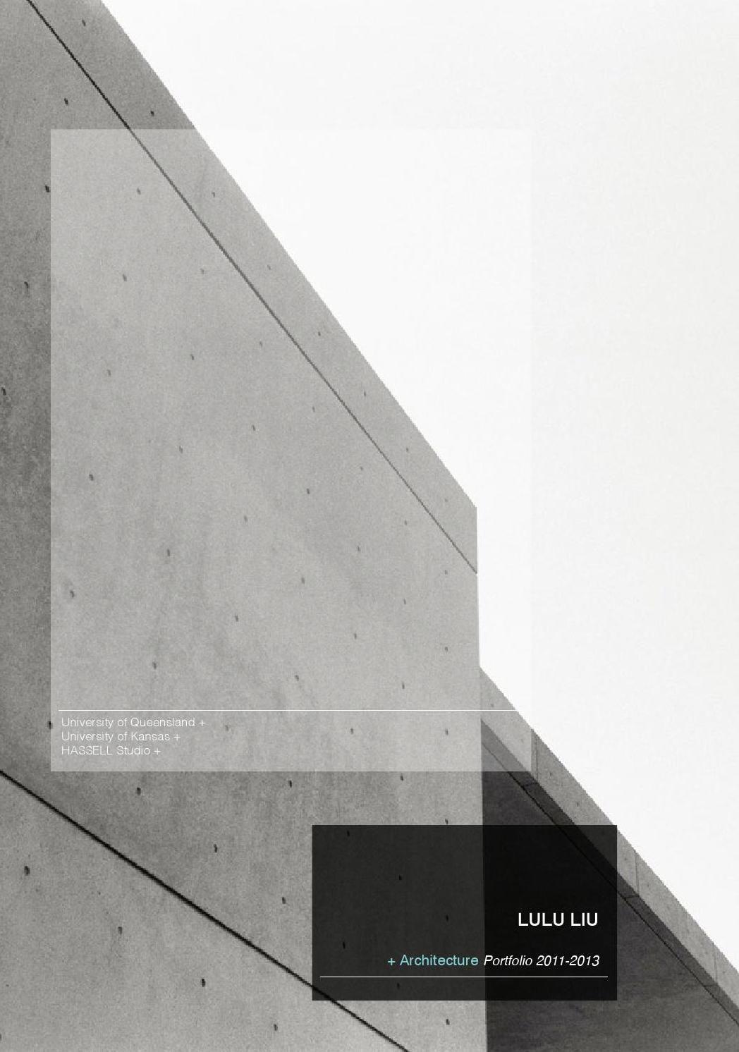 Ensa Paris Val De Seine portfolio nemo liu 2013   architecture portfolio, portfolio