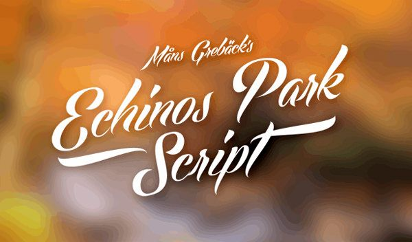 20 Free Script Fonts You Can Download