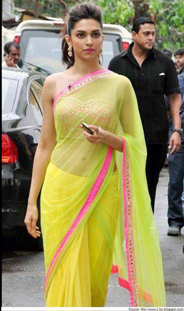 deepika padukone exclusive saree collection - Google ...