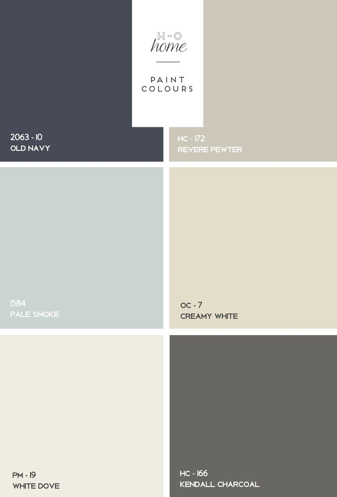 Whole house colour pallet inspiration pinterest for Good paint color for whole house
