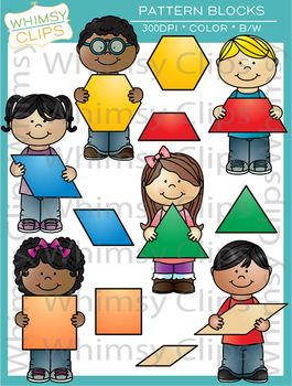 Kids with Clipboards Clip Art , Images & Illustrations   Whimsy Clips ®