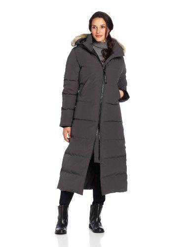 canada goose jacket long