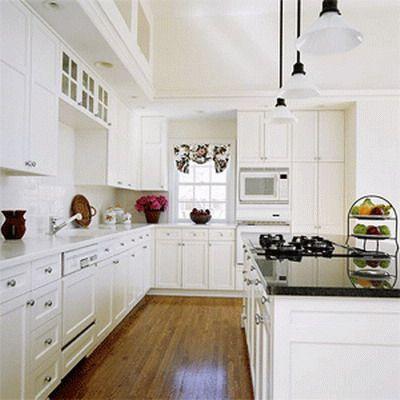 Stunning Muebles Para Cocina Color Blanco Pictures - Casas: Ideas ...