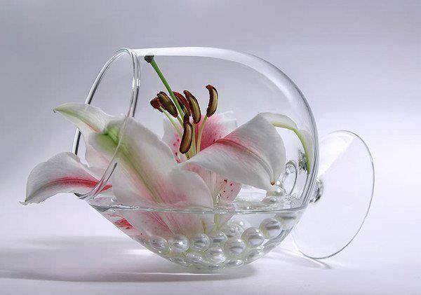 Kaunis liilia pokaalis ♥ ℒℴνℯ ♥
