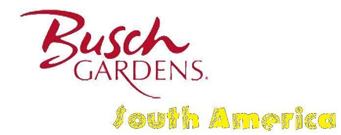 BUSCH GARDENS SOUTH AMERICA [RCT2] - Theme Park Review