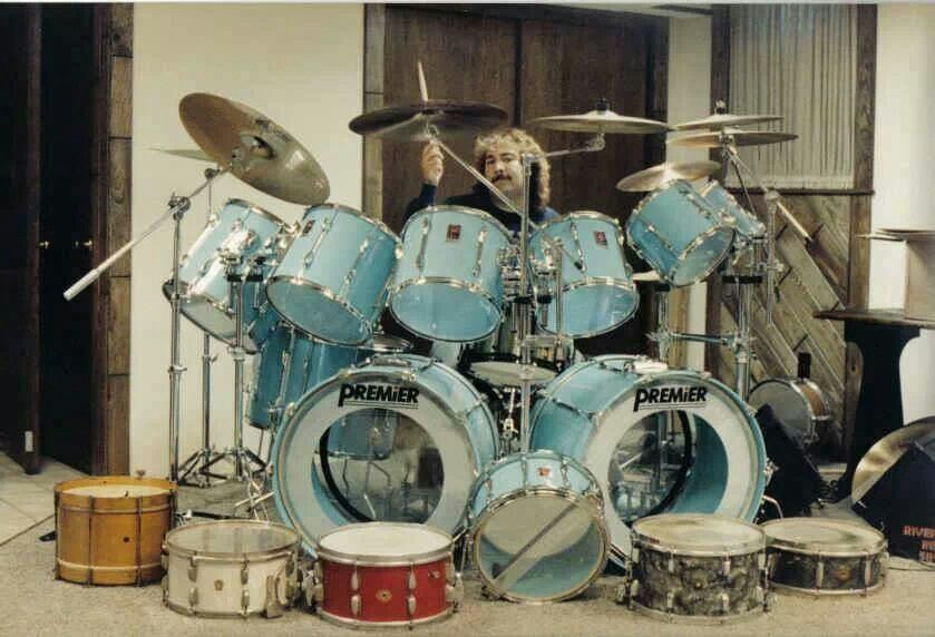 Premier | cool drum kits | Pinterest